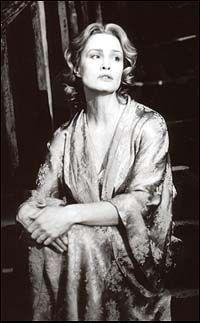 """Jessica Lange in the 1992 Broadway production of """"A Streetcar Named Desire"""""""