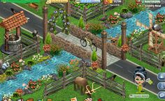 Yoville country road