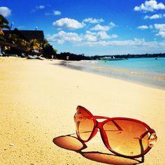 Perfectly Sandy Beach | Mauritius