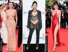 Top 5 Cannes: saiba quem arrasou e o que bombou na moda e beleza!