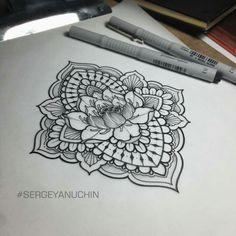 By Sergey Anuchin #sergeyanuchin #mangust_tattooer