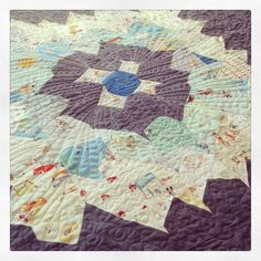 Quilting by Amber of One Shabby Chick