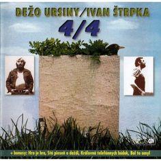 Vinyl Dežo Ursíny & Strpka Ivan - 4/4, Opus | Elpéčko - Predaj vinylových LP platní, hudobných CD a Blu-ray filmov Opus, Vinyl, Jazz, Planter Pots, Frame, Decor, Picture Frame, Decoration, Jazz Music