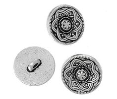 Tibetan Silver Rose Spacer Perles en Métal Fleur Loose Jewelry Findings 7x4mm