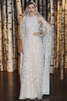 Naeem Khan Wedding Dresses Spring Summer 2014 Collection ~ Glowlicious