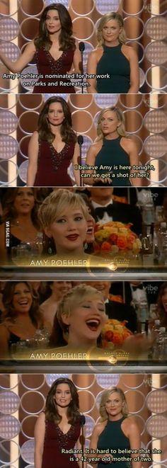 The dazzling Jennifer Lawrence