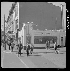 White Tower in downtown rochester ny ? Main Street, Street View, Rochester New York, Retro Pop, Local History, Reading Room, Photo Galleries, Nostalgia, Tower