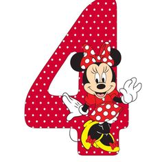 Minnie Mouse Clipart, Disney Clipart, Red Minnie Mouse, Mickey Mouse Cartoon, Mickey Mouse Cake, Mickey Cakes, Mickey Head, Happy Birthday Kids, Minnie Birthday