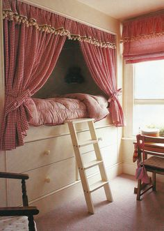 Pretty, pretty bunk bed