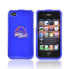 BOISE STATE BRONCOS For NCAA iPhone 4 Hard Case Cover
