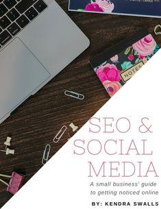 SEO and Social Media e-book Website Optimization, Search Engine Optimization, Search Engine Marketing, Seo Marketing, Free Seo Tools, Web Design Quotes, Website Maintenance, Making Connections, Make Money Blogging