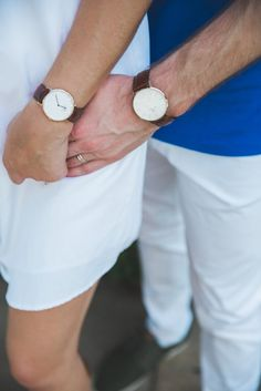 His and Hers: Matching watches + An open love letter to my husband • Uptown with Elly Brown