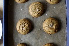 salted peanut butter cookies | smitten kitchen {made these-delicious!}
