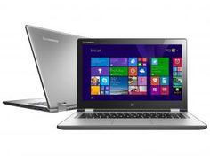 Notebook Lenovo Yoga 2 Intel Core i5 - 4GB 500GB Windows 8.1 LED 13,3 HDMI Bluetooth 4.0