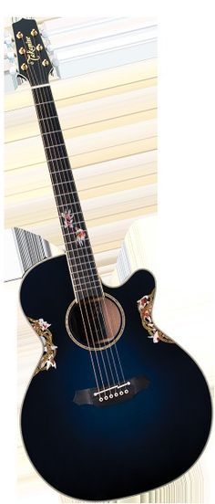 Takamine 2011 Limited Edition Acoustic-Electric