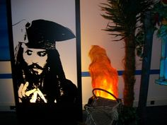 look who we found drinking all the rum..