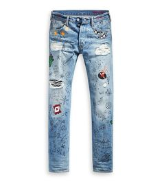 Levi's gave us an inside look at not only a pair of jeans from 1873, but also at their limited edition