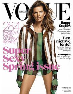 Vogue Netherlands March 2016 - Bette Franke