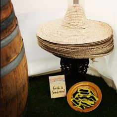 Mexican Theme! Some many great ideas...Sombreros and moustaches for your guests