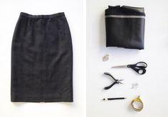 DIY: Reciclar ropa y accesorios con retales de Cuero o Piel