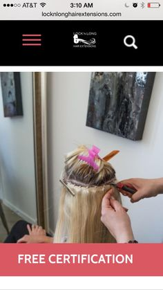 Excited to launch our #FREE T-Bar method Certification Course!! Check out our site for details!   stylist hair extension specialist stylists #hairextensions wholesale bellami beauty blogger bellami beauty bloggers beauty schools  stylist hair extension specialist stylists hair extensions whole sale bellami beauty blogger bellami beauty bloggers #beauty schools