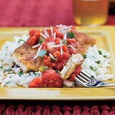 Italian-Seasoned Chicken Breasts | MyRecipes.com