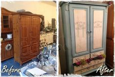 Relooking d'armoire