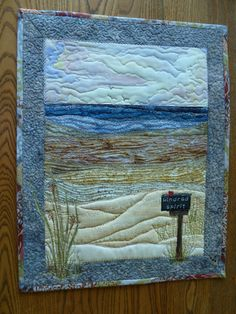 free motion quilting designs for sky - Google Search