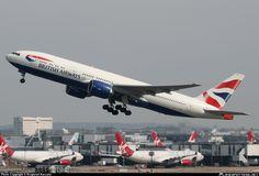 G-ZZZC British Airways Boeing 777-236
