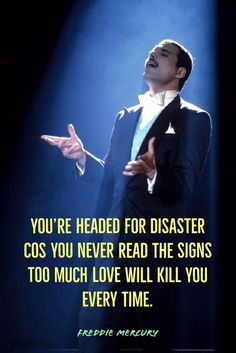 190 Best Motivational Quotes Positive Of All Time - Positive Bear Freddie Mercury Quotes, Queen Freddie Mercury, Sam Smith, Post Malone, Coldplay, Fall Out Boy, Bob Marley, Eminem, Beatles