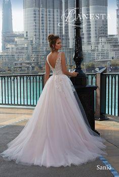 0ede213e83 suknia ślubna sanio1 z kolekcji Lanesta. Sofia · suknie Le mariage