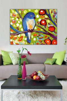 To Attract Wealth & Abundance, SouthWest Room Wall Art on @HauteLook