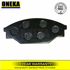 china brake pads factory 0446526230 USED TO JAPANESE CAR PARTS FRONT ALEX BRAKE PADS SUITABLE FOR TOYOTA HIACE Ak 135k