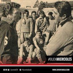 #BuenDiaRojo, #BuenMiercoles! ¡HOY INDEPENDIENTE! #VamosRojo ¿Sabés quienes son los de la foto?