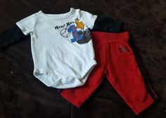 Garanimals Outfit for Infant Boy size 0-3Months | Clothing, Shoes & Accessories, Baby & Toddler Clothing, Boys' Clothing (Newborn-5T) | eBay!