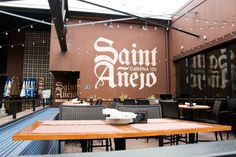 Saint Anejo in the G