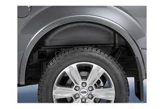 Titanium Plus Autoparts 2004-2008 Fits For Ford F-150 Front,Left,Right FENDER LINER Pair