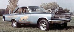 60s Funny Cars - Photos and History of 130 Funny Cars of the 1960s