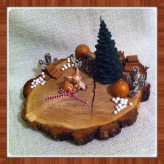 Téli dekoráció másképp Advent, Hiking Boots