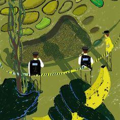 Big Foot #editorial #illustrations #artwork #artist #painting #artistsofinstagram #illustratorsoninstagram #illustratorsofinstagram #freelance #commission #photoshop Illustrators On Instagram, Bigfoot, Artist Painting, Editorial, Photoshop, Illustrations, London, Artwork, Instagram Posts