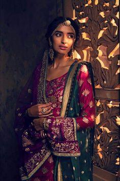 Bajirao Mastani Costume Collection by Anju Modi #indianfashion