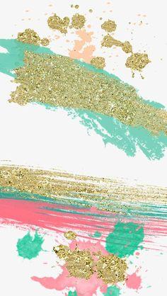 Maquillaje creativo, Estrellas De Oro, Verde Acuarela, Maquillaje Imagen PNG