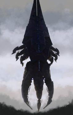 mass effect reaper