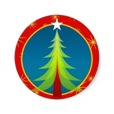 Oh Christmas Tree Stickers