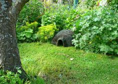 The Hogitat Hedgehog House