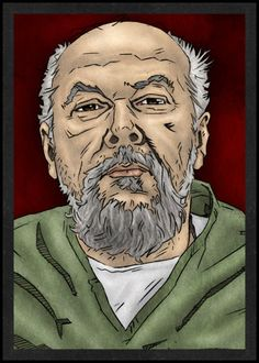 Richard Kuklinski is Card Number 81 from the New Serial Killer Trading Cards by SerialKillerBiz on Etsy