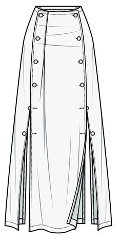 Apr 2020 - Fashion Sketches 442830575862685805 - , Source by cedrineruppy Fashion Design Drawings, Fashion Sketches, Cute Teen Outfits, Outfits For Teens, Fashion Flats, Fashion Dresses, Diy Vetement, Illustration Mode, Pocket Pattern