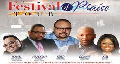 The Festival of Praise Tour 2015