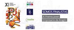 premio joven empresario aragones  #zeumat #grupozeumat #zesis #premio #empresario #empresa #aragon #reconocimiento