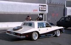Barry Whites Stutz IV-Porte restored by Count's Kustums featured on Counting Cars on The History channel. My Dream Car, Dream Cars, Counting Cars, 1959 Cadillac, Super Sport Cars, History Channel, S Car, Car Shop, Automotive Design